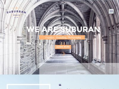 Suburan template website by Nhan Thanh