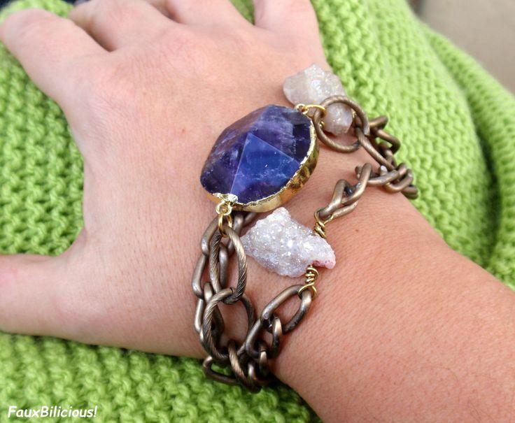 Triple Chain Bracelet Giveaway