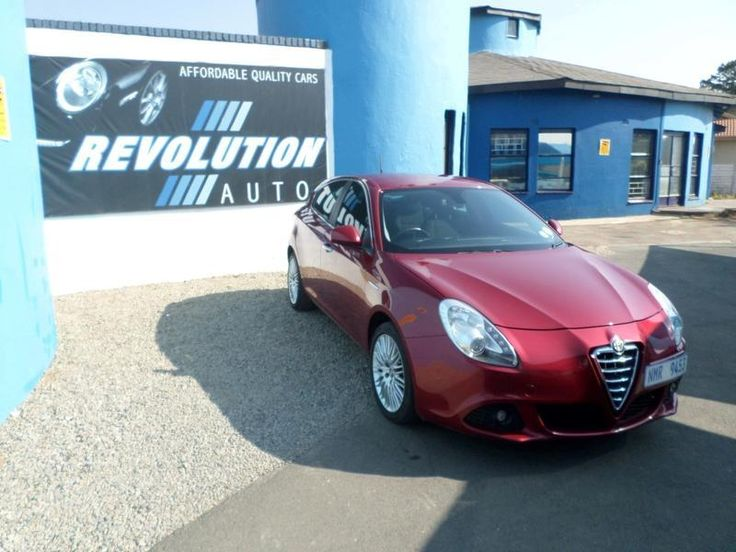 2012 ALFA ROMEO GIULIETTA 1.4tbi distinctiveR 134,995 for sale | Auto Trader