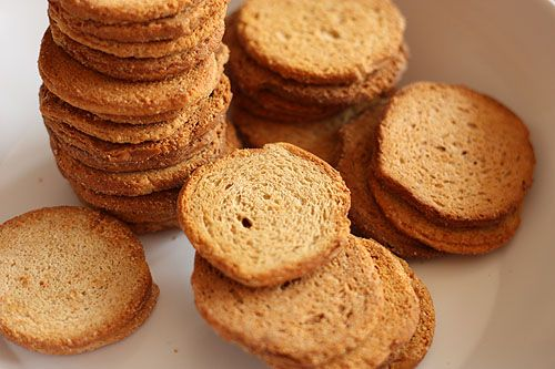 March 23   National Melba Toast Day