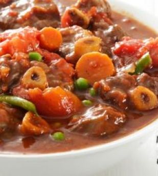 Recipes - I Love Cooking, How to cook South African recipes-lamb and veggies