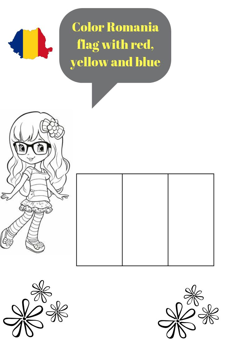 Romania For Kids Coloring Pages The Adventures Of Kiara Yew Coloring For Kids Coloring Pages Coloring Pages For Kids