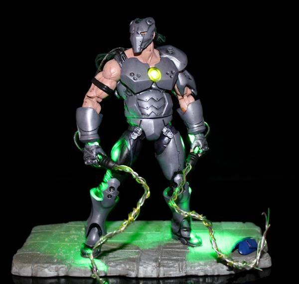 Whiplash (Marvel Legends) Custom Action Figure