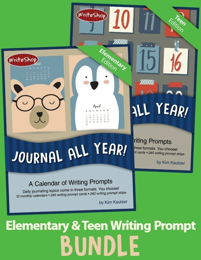 Writing Prompts for Youngsters in Middle and Fundamental School