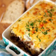 Moussaka – klassiskt recept