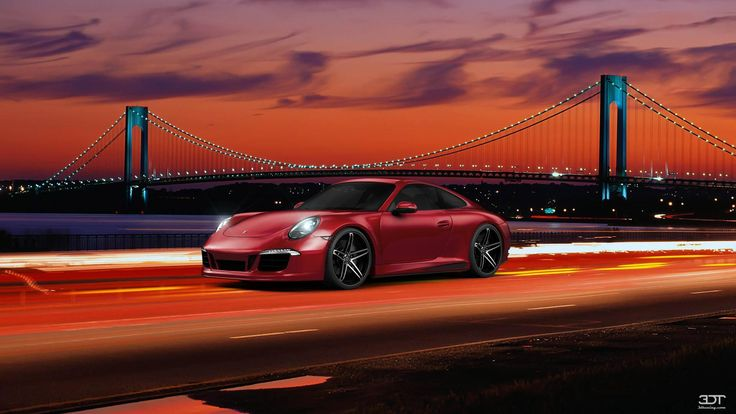 Checkout my tuning #Porsche 911Carrera 2013 at 3DTuning #3dtuning #tuning