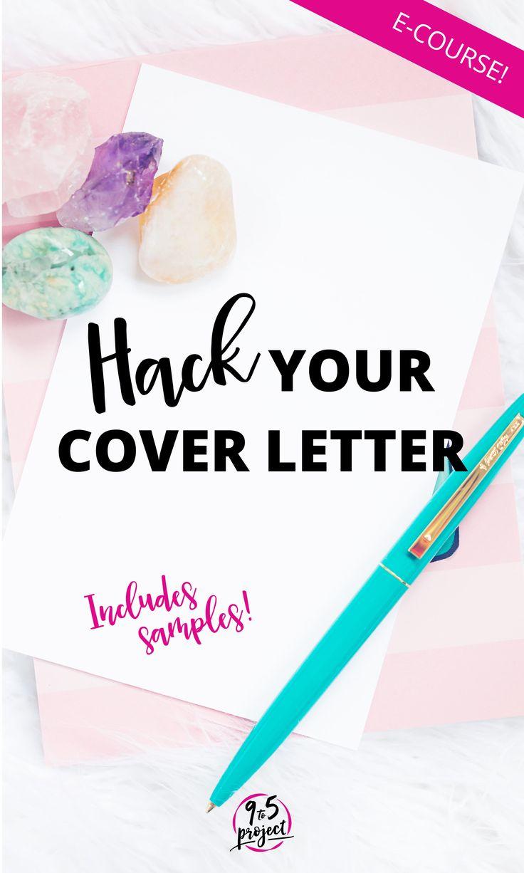 Cover Letter Career Goals