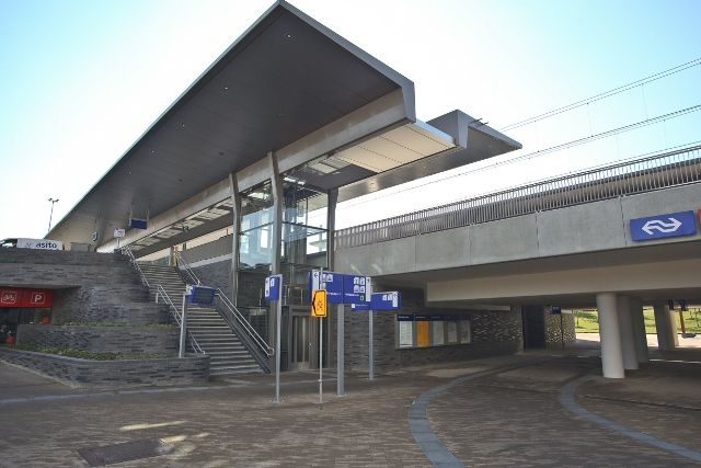 Station Europark, gateway to the world