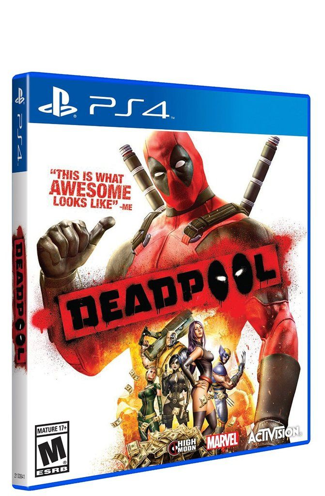 Deadpool For PlayStation 4 (Physical Disc) for only $39.95 https://www.gamecheap.com/products/deadpool-windows-pc-game-download-steam-cd-key-global-2?utm_content=buffercb7e2&utm_medium=social&utm_source=pinterest.com&utm_campaign=buffer via Game Cheap  #gamecheap #deadpool #videogames