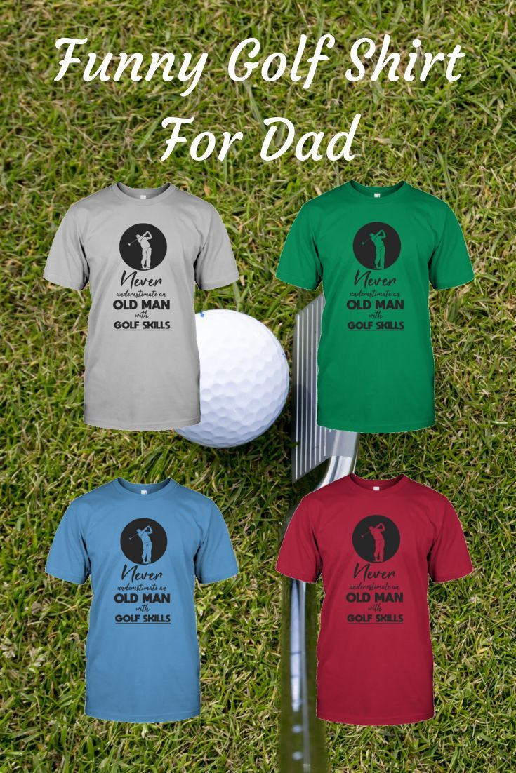 Funny Golf Sayings On T Shirts - Nils Stucki Kieferorthopäde