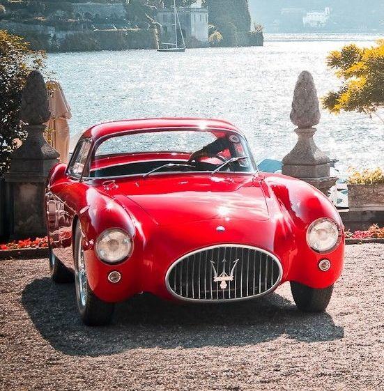 1954 Maserati A6GCS Barchetta