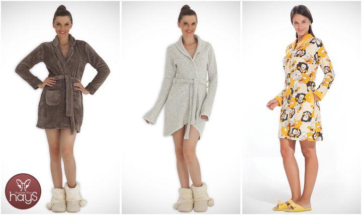 Her tarza uygun sabahlıklar haysshop.com 'da! Online mağaza için : http://bit.ly/1zYcbPk