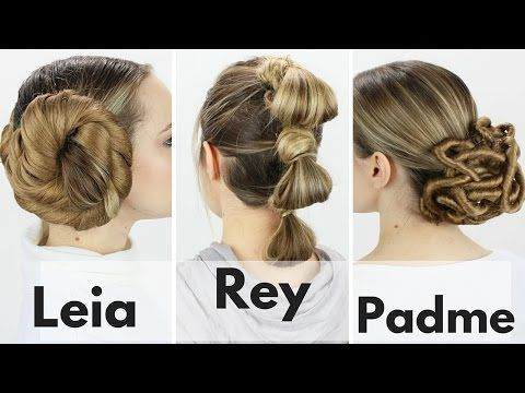 Watch This Girl's Amazing 'Star Wars' Hair Tutorials | Beauty | Online Home Of Fun, Fearless Pinays | Cosmopolitan Magazine Philippines | Cosmo.ph