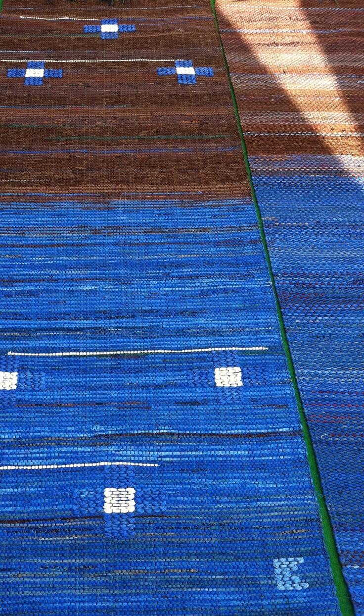 KRISTINA WÅLSTEN design: New carpets