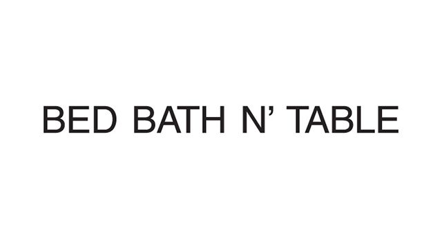 Bed Bath N' Table Gift Vouchers
