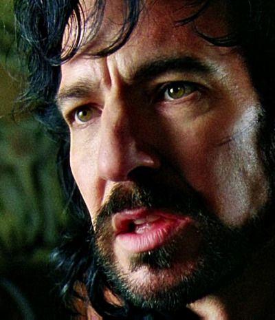Alan Rickman (Severus Snape in HP)