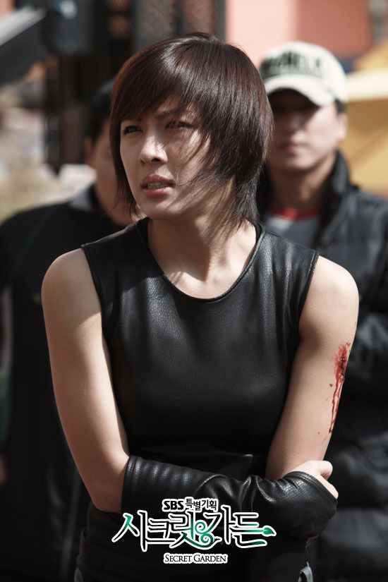 Ha Ji Won.  She is fast becoming one of my favorite actresses.