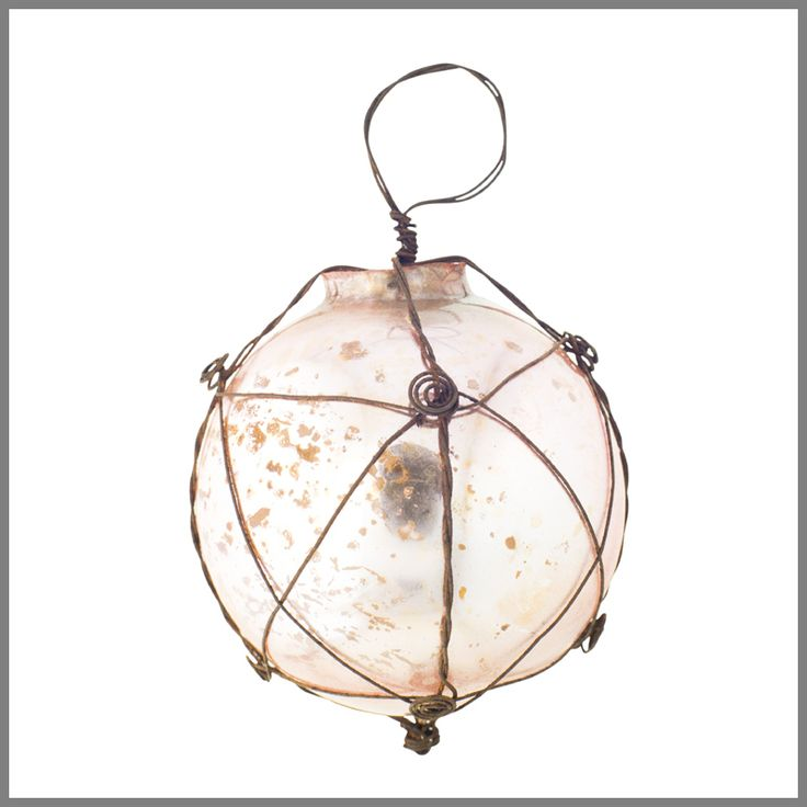 Image of Vintage Style Glass Decorations