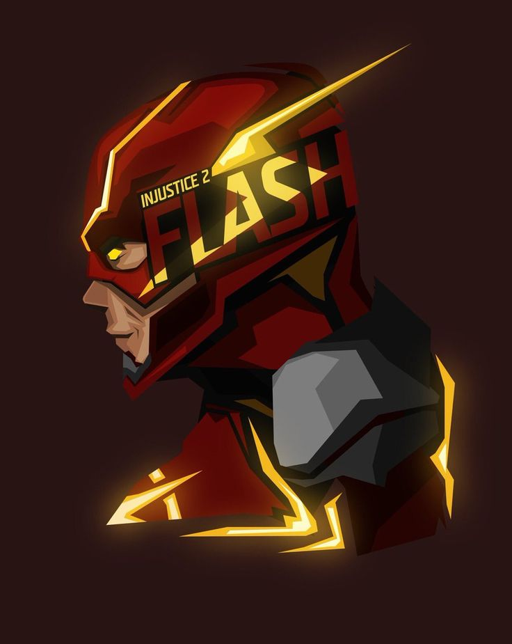 Injustice 2 Flash