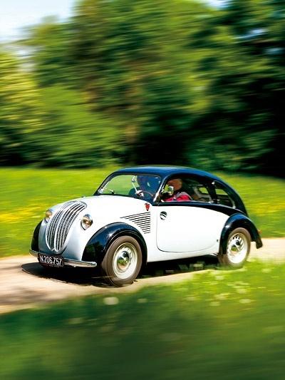 السيارة الكلاسيكية لهذا اليوم:  1938 ستيير 55