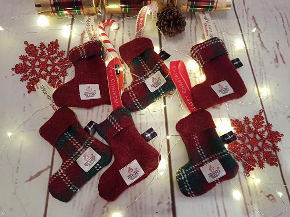 Christmas Tree Stocking Decoration Christmas Tree Ornaments