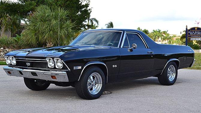 1968 Chevrolet El Camino SS 396 CI,