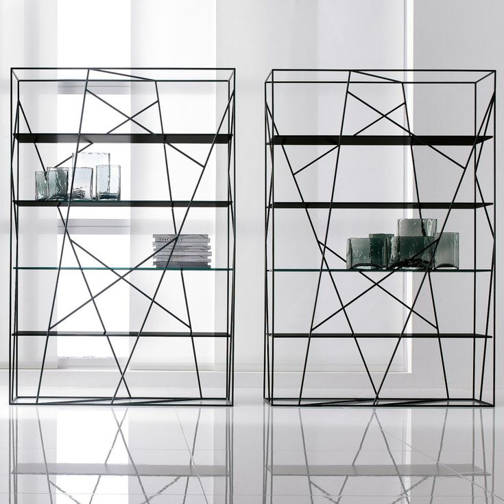 Glass Bookshelf Designs: Best 25+ Modern Bookcase Ideas On Pinterest