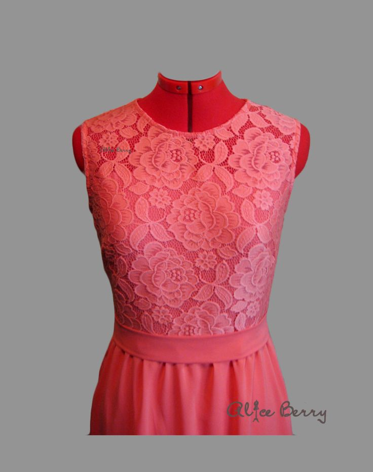Long coral bridesmaid dress Coral lace dress Maxi coral dress Lace coral cocktail dress Coral prom dress long Coral wedding gawn Coral gawn by AliceBerryFashion on Etsy https://www.etsy.com/listing/245949358/long-coral-bridesmaid-dress-coral-lace