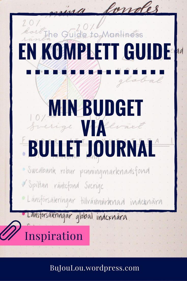Hur jag använder min bullet journal för att bättre ha koll på ekonomin och min budget och ekonomi. Guide. Bilder. Förklaringar. #bulletjournal #budgeting #bujosverige #bujo #bujoinspire #ekonomi #budget #guide
