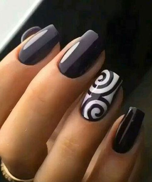 Fabulous Design of New Nail Art to Look Pretty