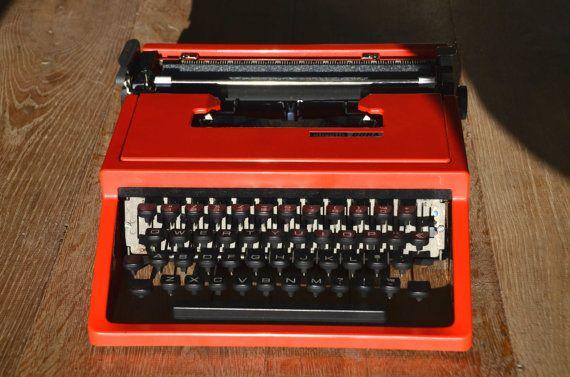 TYPEWRITER SALE  Working Typewriter  by WorkingTypewriters on Etsy