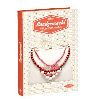 Boek over juwelen maken - Zahia, de mooiste kralen & fournituren