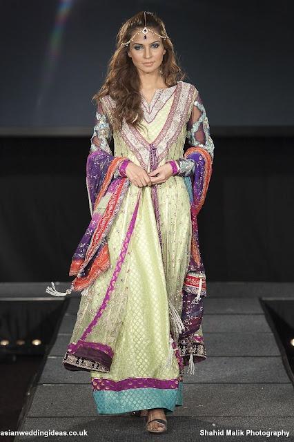 {Pakistan Fashion Extravaganza 2011} Ayesha Ibrahim