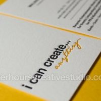 30 best letterpress business cards images on pinterest embossed productsservices after hours creative studio bude cornwall united kingdom find this pin and more on letterpress business cards reheart Choice Image
