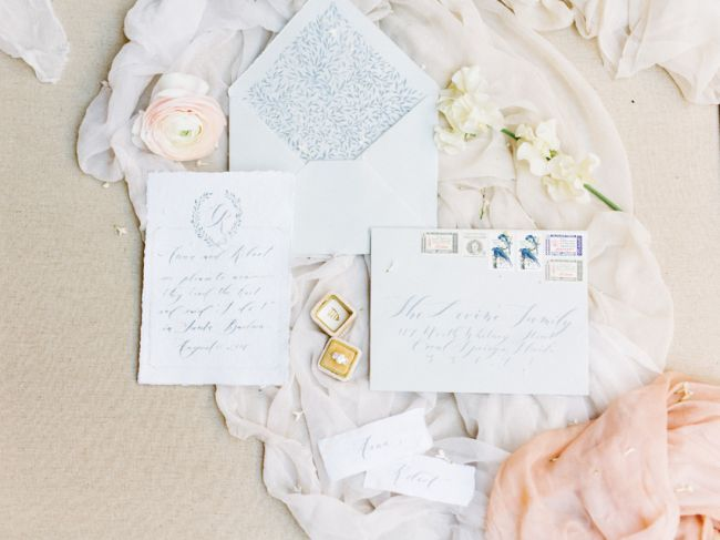 37 tipos de invitaciones de boda. ¡Toma nota e invita con estilo! Image: 30