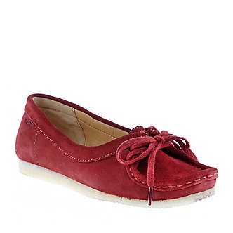 clarks womens shoes originals wallabees