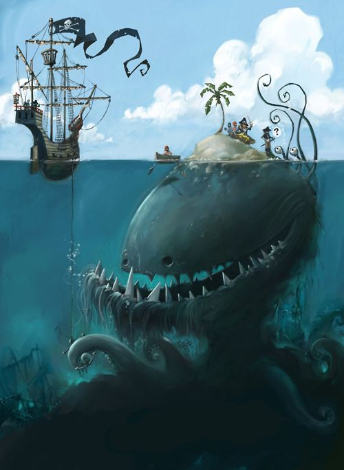 theartofanimation:  Jonny Duddle ★ Find more at http://www.pinterest.com/competing/