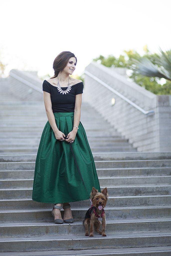 Emerald Wedding Attire With Chicwish Emeralds Petite