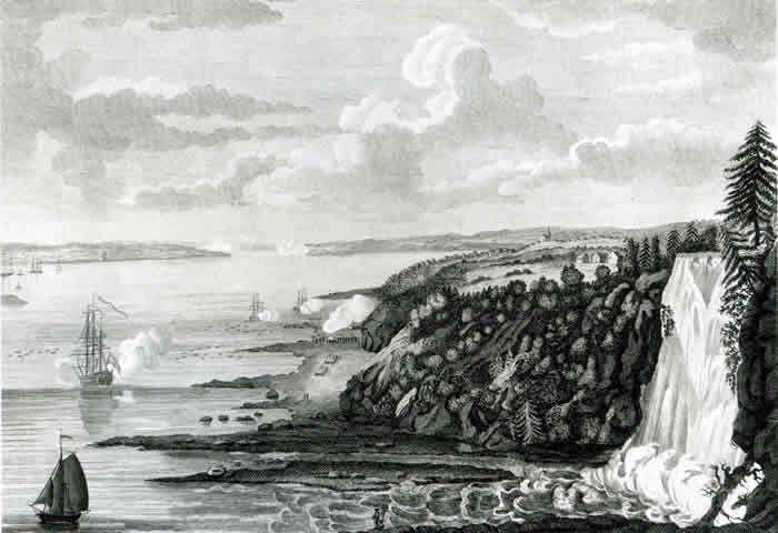 Déroulement / bilan > Bataille de Montmorency > Le siège de Québec > Commission des champs de bataille nationaux