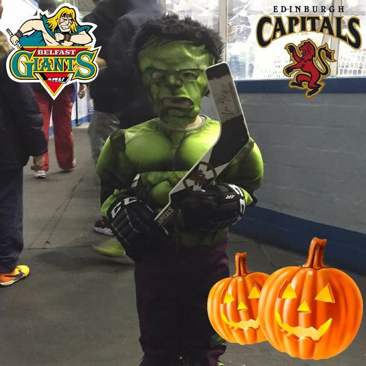 Please SHARE: Its that time of year  5 Days left until our Halloween game v @belfastgiants  Kids in a costume for a QUID and a fancy dress competition!  Get your costumes ready  Link in BIO  #icehockey #edinburghcapitals #monthecaps #belfastgiants #spooky #scary #halloween #halloweencostume #halloween17