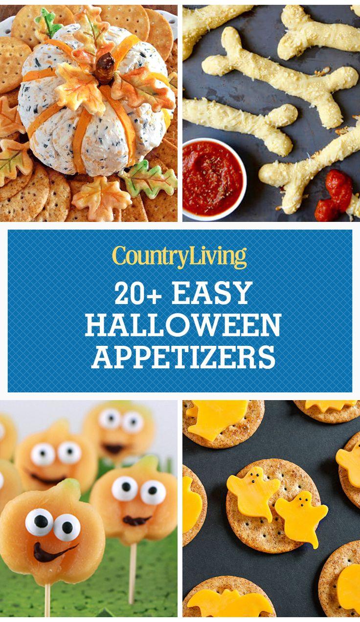 Best 20+ Halloween appetizers ideas on Pinterest | Halloween party ...