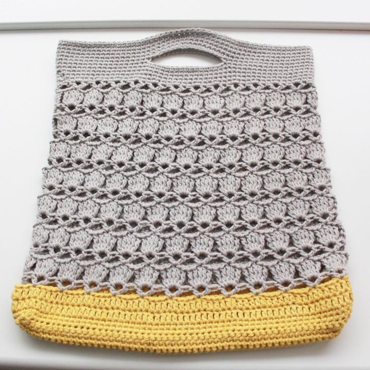 Lutter Idyl: Crochet Shopper