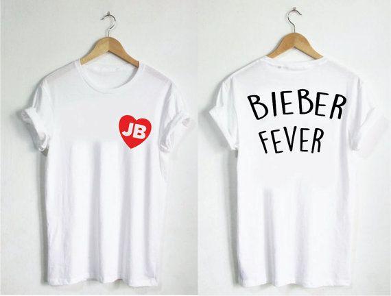 Justin Bieber tshirt bieber shirts justin bieber t by HangerSwag