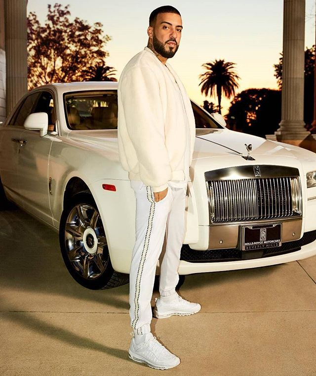 a3e64052e0d1 SR Luxe Lifestyle | Cruising into the weekend with French Montana!  StyleRave.com Vibe #StyleRave