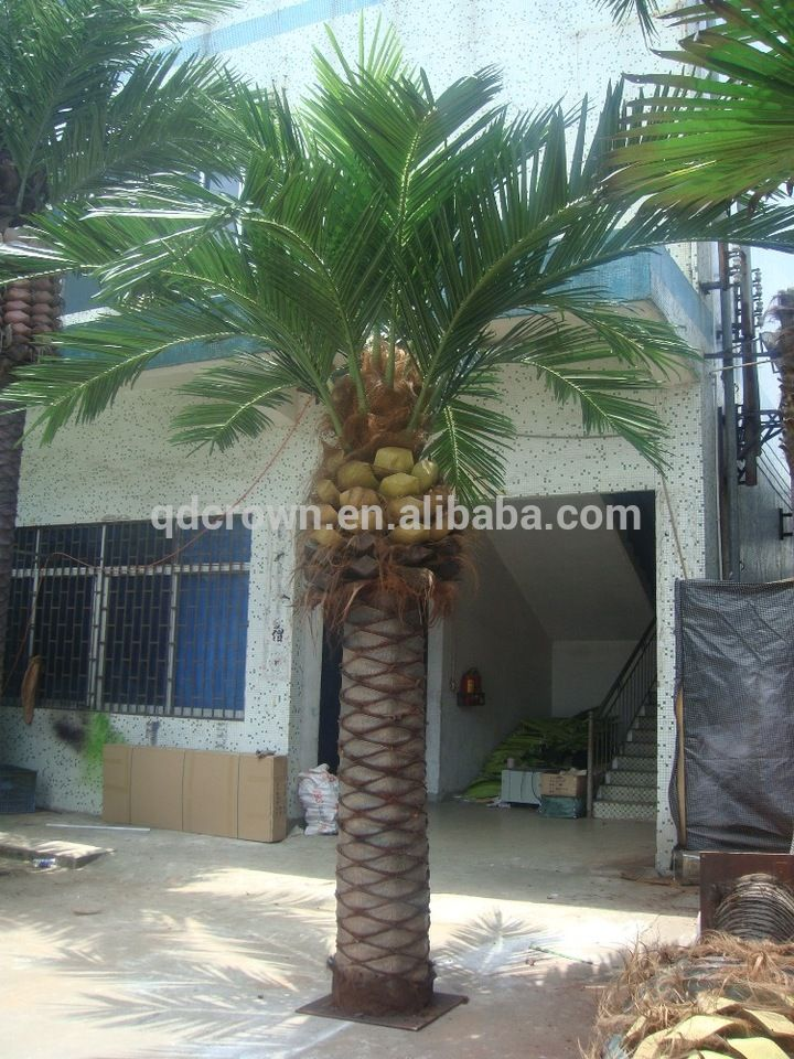 For Sale Large Artificial Palm Tree With Led Light