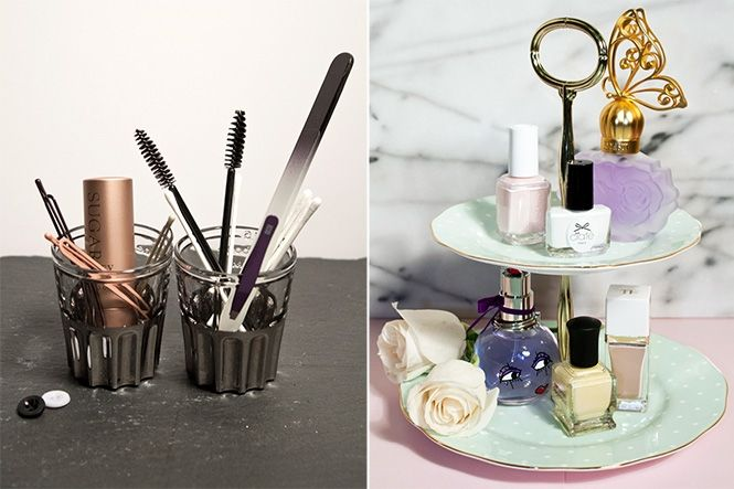 6 Easy Ways to Organize Your Beauty Products | Beauty Blitz
