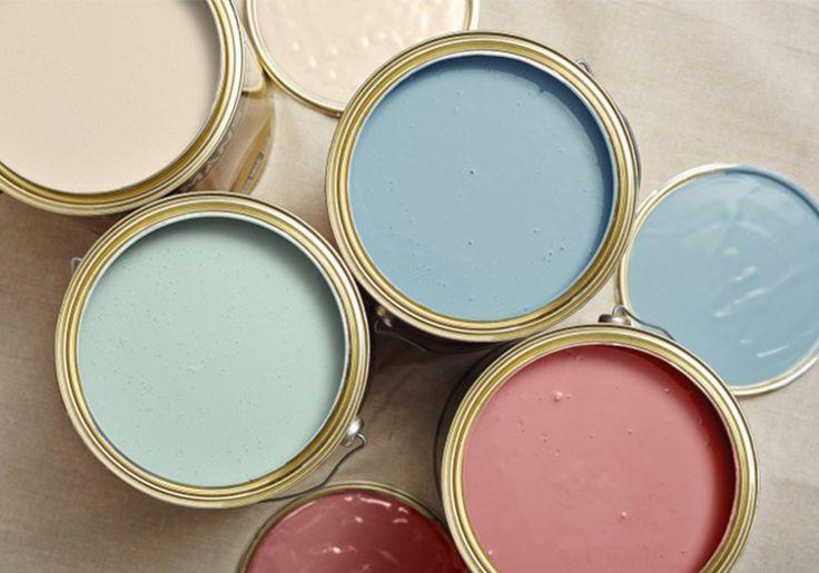 Colour advice from Interiors expert Shaynna Blaze for Taubmans | via Basic Habitat