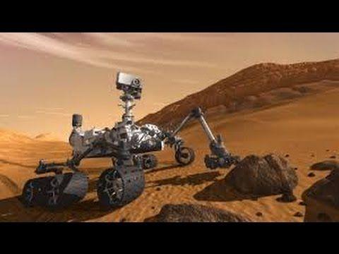 Mars Curiosity Rover Landing[Space Documentary]HD