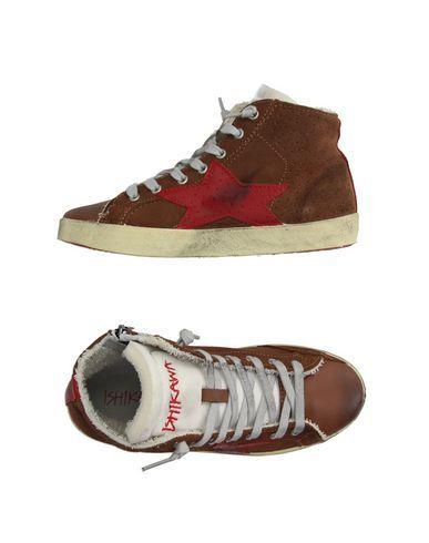 Sneakers Alte Ishikawa Kids Bambino 9-16 anni.  Acquista su YOOX: per te i migliori brand della moda e del design, consegna in 48h e pagamento sicuro.