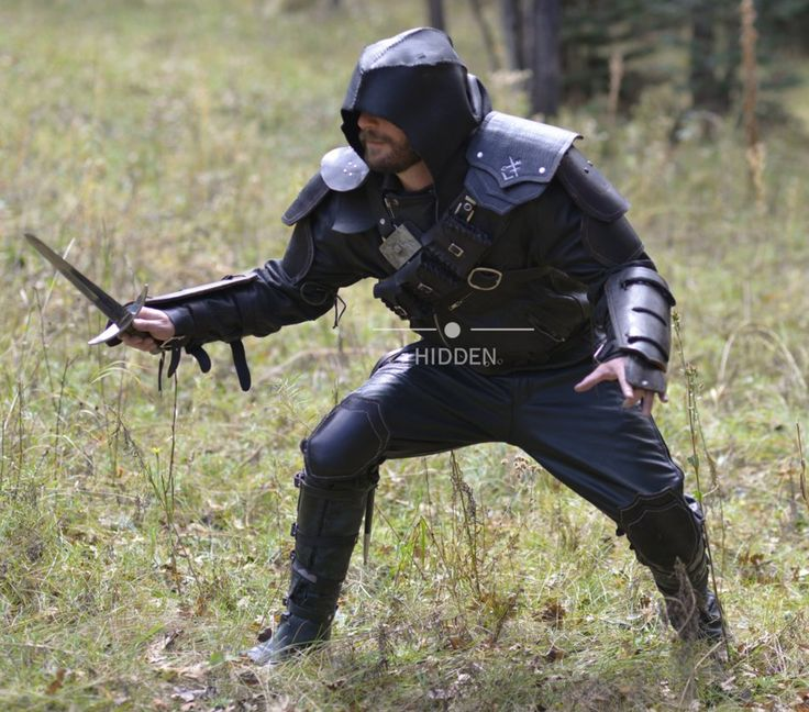 Skyrim thieves guild armor cosplay